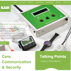 KAM Systems – together we deliver.