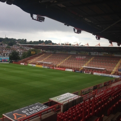 Commercial Advertising with Exeter City FC